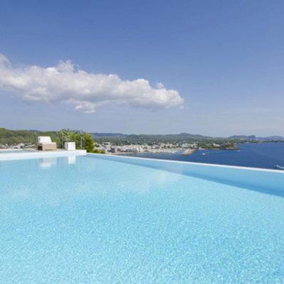 Fabulous ultra-modern Bauhaus style villa with magnificent sea view
