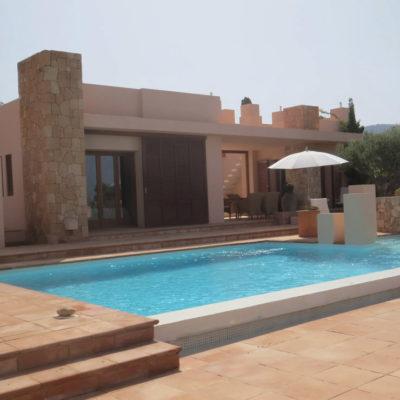 Exzellente und  sehr gepflegte Villa mit Meerblick  und Sonnenuntergangsblick