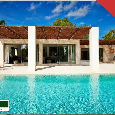 Beautiful villa in a prime location with tourist rental license