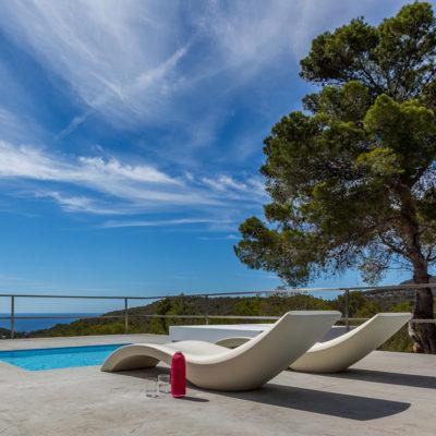 Beeindruckende moderne Villa in Cala Vadella