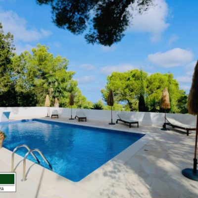 Recently renovated villa in Cala Vadella